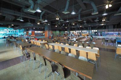 StarhubGreen-Food-Court